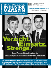 Industriemagazin Feb 2016