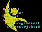 Rebell Konzept Logo
